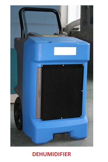 CD-85L industrial dehumidifier.