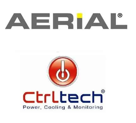 Aerial Industrial dehumidifier in UAE