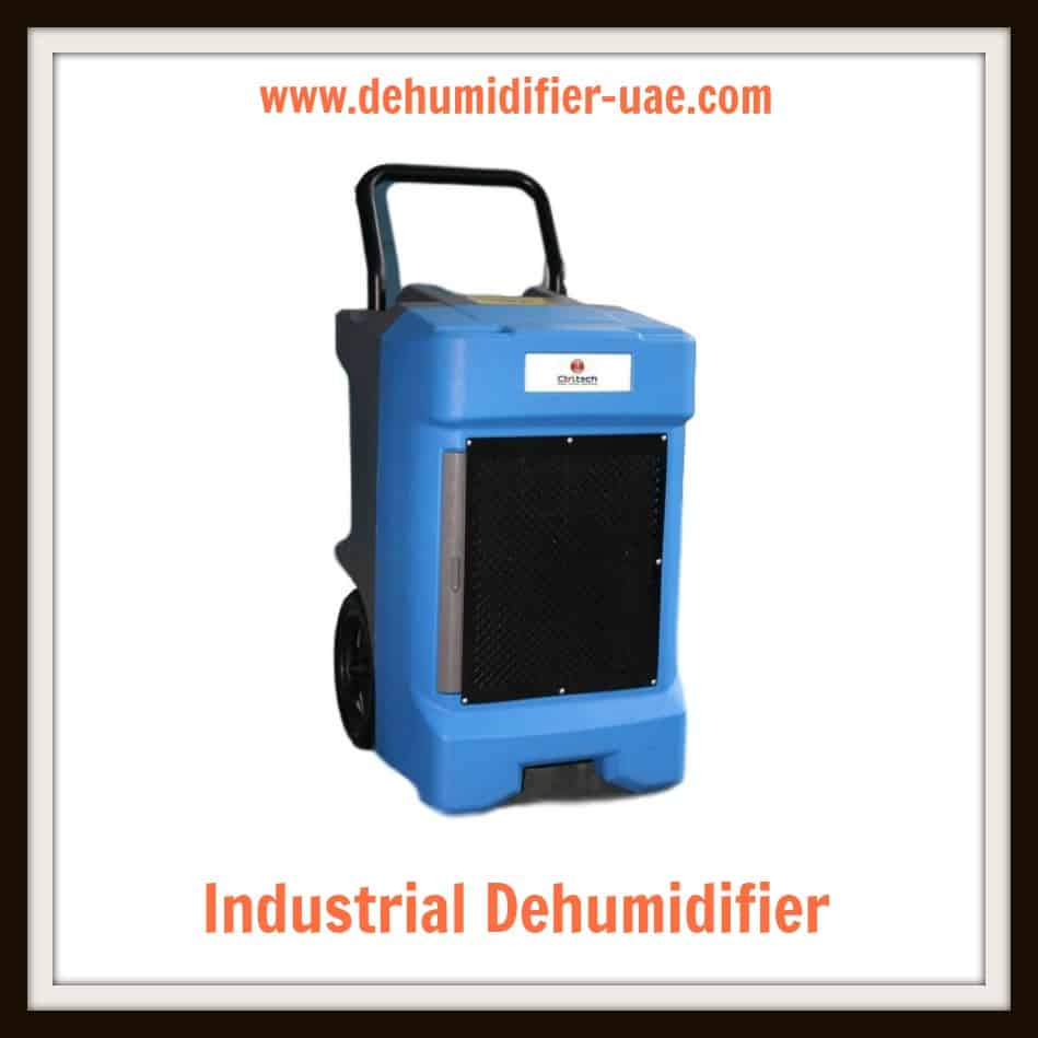 Industrial dehumidifier supplier in Dubai UAE for dehumidification load calculation.