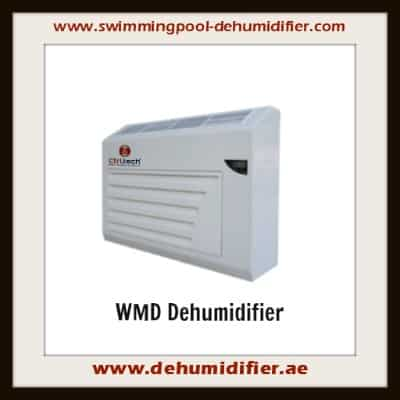WMD series wall mounted dehumidifier in UAE, Qatar, Saudi ARabia.