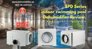 SPD swimming pool dehumidification system.