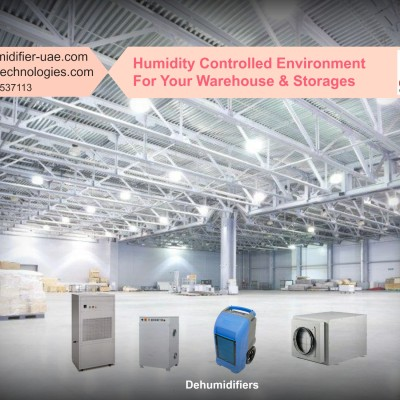 Warehouse Dehumidifier supplier in Dubai.