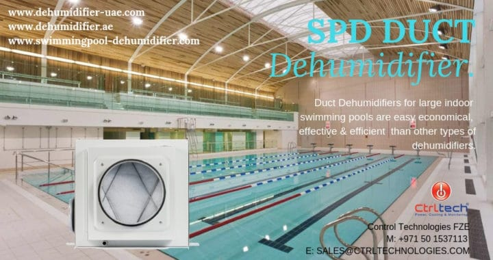 How & why to do duct dehumidifier installation for indoor swimming pools