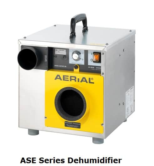 Ase Series Dehumidifier in UAE