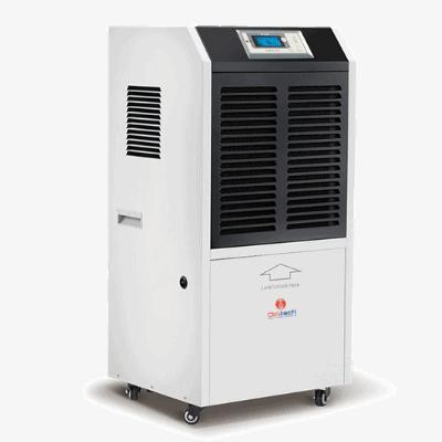 CDM-90L commercial-grade dehumidifier in Kuwait.