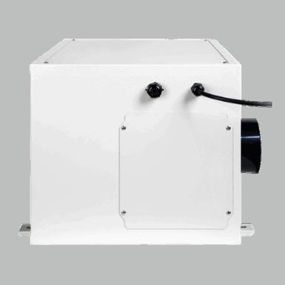 SPD-136L indoor pool dehumidifier.