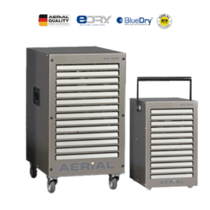 AD5 industrial size dehumidifier.