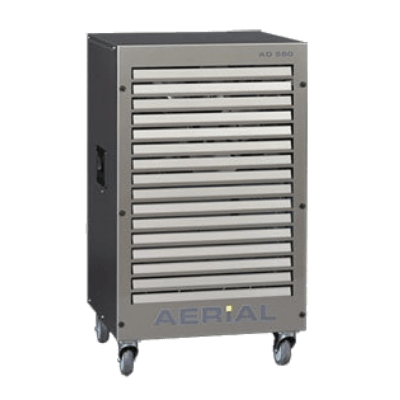 AD580 large scale dehumidifier.