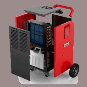 CDM-138L commercial dehumidification system.