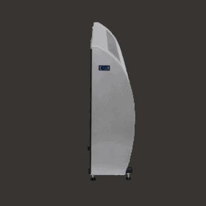 DRY 1200 residential indoor pool dehumidifier.