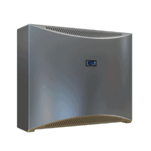 DRY 300 wall mounted dehumidifier for SPA.