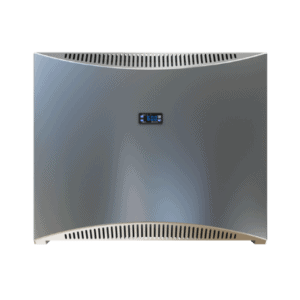 DRY 400 wall dehumidifier for swimming pool.