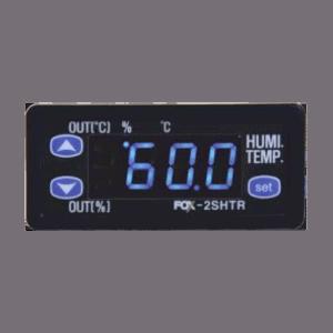 DRY500 indoor pool dehumidifier panel.