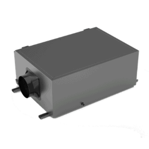 SPD-136L commercial ducted dehumidifier.