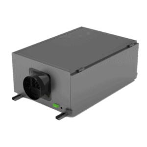 SPD-136L inline duct dehumidifier.
