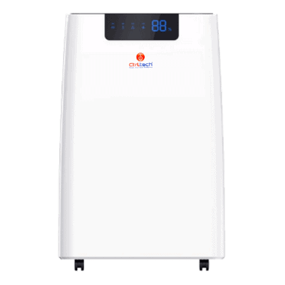 Small electric dehumidifier CD-60L.