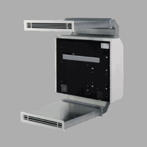 TTW dehumidifier for swimming pool.