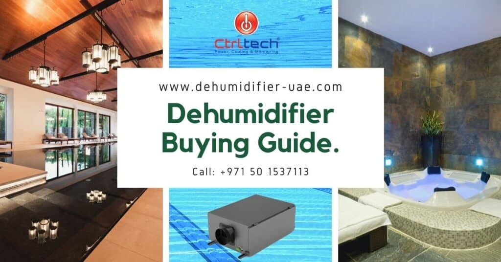 Dehumidifier buying guide in Dubai UAE.