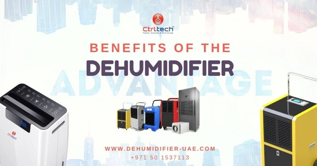 Dehumidifier benefits are enormous.
